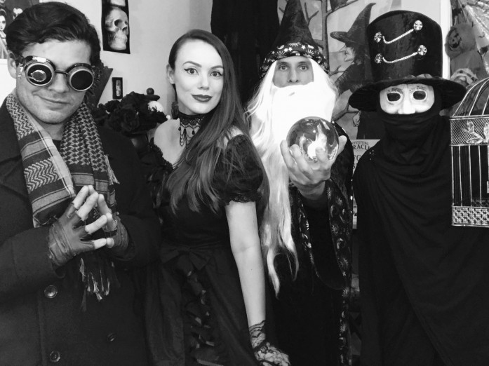Nancy Nightmare & The Wizard will perform at the UnDead Prom